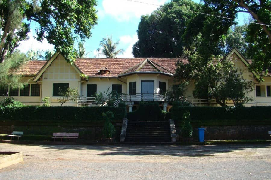 BAO DAI'S PALACE IN BUON ME THUOT