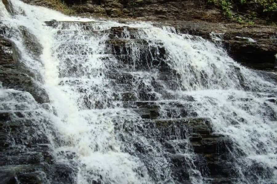 DIEU THANH AND THUY TIEN WATERFALLS