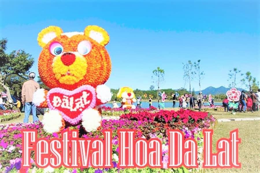 Dalat Flower Festival 2017