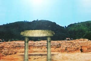 GROUPS OF ARCHAEOLOGICAL TRACE IN CAT TIEN