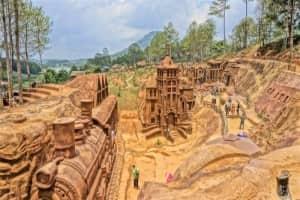 Clay World - Cu Lan Village Tour