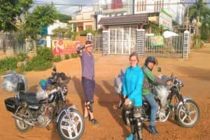 Dalat Motorbike Tour - Easy Riders