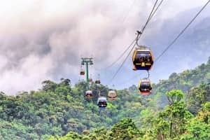 Dalat Nature and City tour