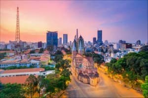 Private Package Tour Ho Chi Minh – Mui Ne – Dalat – Ho Chi Minh 5D-4N