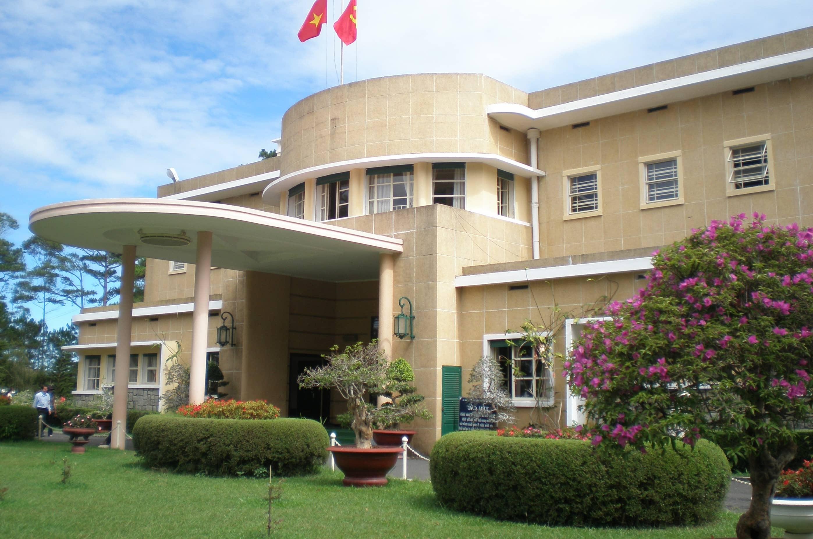 baodai summer palace