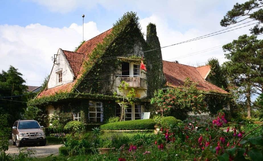 french villas dalat